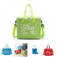 Outdoor Picnic Cooler Waterproof Bag  Price: $ 18.84 & FREE Shipping  #design #interiordesign #home #homedecor #manziljamil