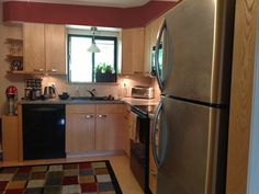 """Kitchen option with """"Rookwood"""" (Sherwin Williams) paint #stylecure"""