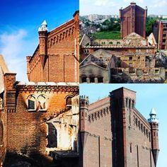 În ciuda faptului că este un oraș erodat de felurite insuficiențe edilitare, Bucureștiul a fost și este în continuare, eminamente, o capitală europeană fascinantă. Astazi vorbim de Moara lui Assan. Gheorghe Assan (n. 1821 – d. 1866), un comerciant înstărit, a decis, la debutul anului 1853, înălțarea primei mori cu vapori din capitala Țării Românești marcând începutul industrializării din România. Beautiful Stories, Bucharest, Louvre, Mansions, House Styles, Building, Amazing, Travel, Vintage
