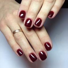 Маникюр и покрытие гель-лак ORLY#nails#nailsfashion#маникюр#manicure#naildisingn#orly