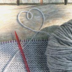 Trachtentuch - Dreieckstuch knit as DreiTracht - gluten-free recipes & crea . Textiles, Knitting Socks, Knit Socks, Shawls And Wraps, Free Food, Knit Crochet, Shabby, Stitch, Creative