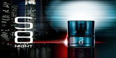 S8 Night by Oriflame. Characterised by modern sensuality, this penetrating, aromatic fragrance will leave a lasting impression with its suede accord, cedarwood and praline. With 8 stylish ingredients ranging from bergamot and liquorice to musk, this warm, masculine fragrance will get your evening off to a powerful start.