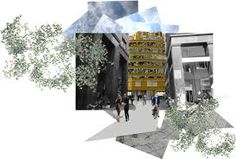enric miralles collage - Google Search