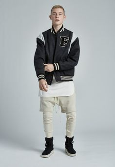 Fear Of God X Pacsun Collection 2 Lookbook Pacsun School Collection Mens Outfits