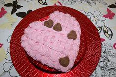 Cuore rosa de San Valentin