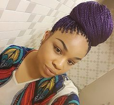 Beautiful Braided Bun - http://community.blackhairinformation.com/hairstyle-gallery/braids-twists/beautiful-braided-bun/