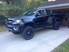 Lifted Colorados or Canyons Pics Page 533 Chevrolet Colorado