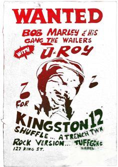 KIngston 12 Shuffle poster