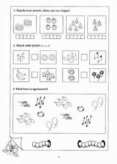 Albumarchívum - Mesés matematika English Language Learning, Hush Hush, Worksheets, Crafts For Kids, Preschool, Archive, Maths, Smoothie, Children