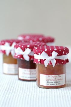 Yes, I have two jars of her jam. The most extravagant food purchase I have made this year.