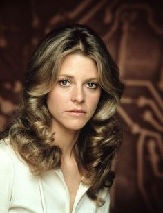 """Jaime Sommers - """"The Bionic Woman"""" - Lindsey Wagner. Beautiful Celebrities, Beautiful Actresses, Beautiful Women, Female Celebrities, Divas, Men Tv, Bionic Woman, Actrices Hollywood, Old Tv Shows"""