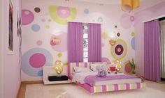 Kako urediti sobu za devojčicu