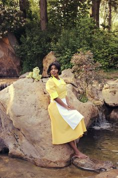 Almost there ..Tiana Cosplay by llAngelusll.deviantart.com on @deviantART