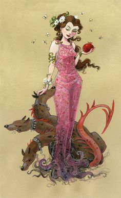 Persephone by Jeff Davis