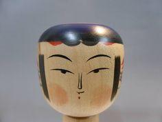 Inoue Harumi 井上はるみ (1955- ), Master Inoue Yukiko, 30 cm, Yajiro, detail