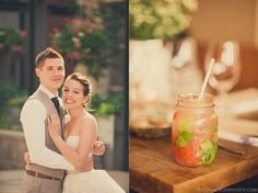 Bride and Groom. Taylor Jackson Photography. The Bauer Kitchen wedding venue. Restaurant wedding.