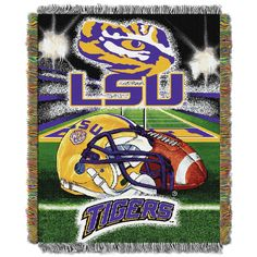 The Northwest LSU Tigers NCAA Bean Bag Chair $52.99 From Bedding.com | NCAA  Bedding | Pinterest | Bean Bag Chair, Bean Bags And Room