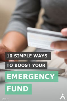 Your growing family means your budget is strained. Are you prepared for an unexpected financial emergency? Check out our free download: 10 Simple Ways to Boost Your Emergency fund.