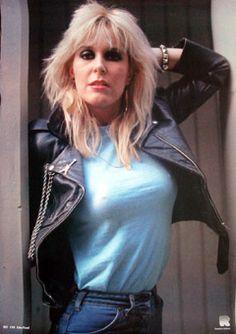 Heavy Metal Girl, Heavy Metal Bands, Pop Punk, Rock And Roll, Female Rock Stars, 80s Hair Metal, 80s Hair Bands, Lita Ford, Women Of Rock