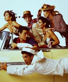 Friends! Love this show and picture!