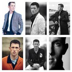 Scott brash #tucciboots testimonial fashion collage