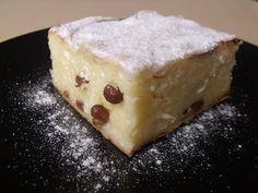 Vargabéles Hungarian Recipes, Hungarian Food, Cheesecake, Pudding, Favorite Recipes, Cukor, Pasta, Sweets, Drinks
