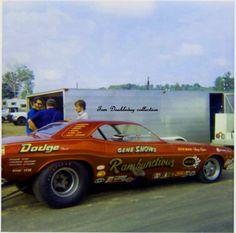 Vintage Drag Racing - Gene Snow