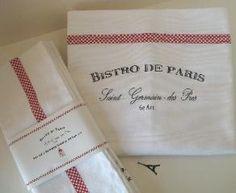 Paris, Je t'aime Tableware, Paris Eiffel Tower Tableware