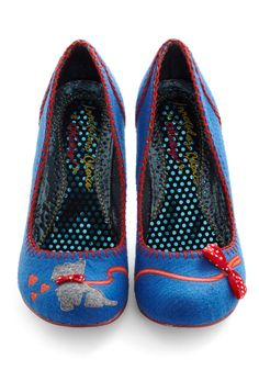 Irregular Choice The To-Toes Heel | Mod Retro Vintage Heels | ModCloth.com