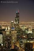 Top of the Sears Tower, Chicago