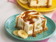 Yogurt and Banana Frozen Dessert