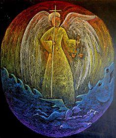 Archangel Michael - Verônica Calandra