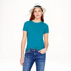 J.Crew - Collection cashmere tee