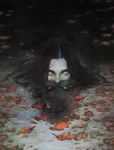 Nokken, Kim Myatt on ArtStation at https://www.artstation.com/artwork/4kByq