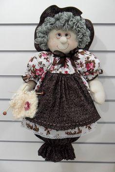 PUXA-SACO vovó.     Produzido em tecido 100% algodão em padrão aleatório, conforme disponibilidade do mercado.      Pode ser feito em outra cores
