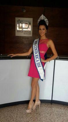 Karina Ramos Miss Costa Rica 2014