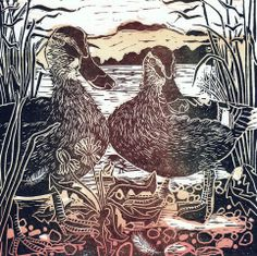 Caroline Barker - Press Gang Printmakers
