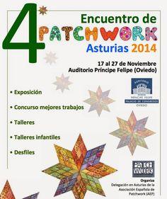 4º encuentro de patchwork de Asturias 2014