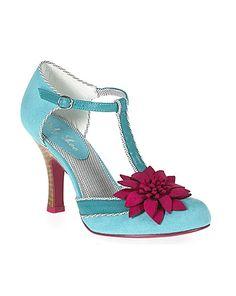 Ruby Shoo Candice Court Shoe