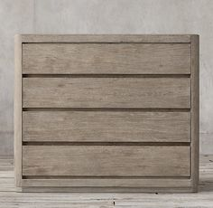 Martens 4-drawer Dre