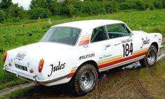 1981 Rolls Royce Corniche I Coupe Jules Paris-Dakar