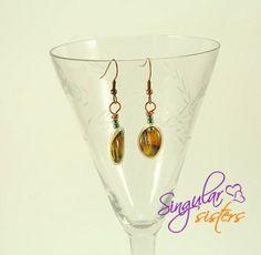 """Pendientes Colección """"Anabella"""" de Singular Sisters por DaWanda.com"""