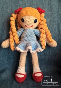 Lalaloopsy doll style by EdithHands on Etsy