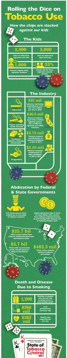 State of Tobacco Control© 2013 - Follow the Money Trail