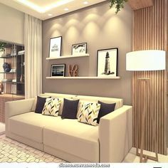 Interior S, Modern Interior Design, Types Of Curtains, Curtain Types, Modern Sofa, Living Room Designs, Bedroom Furniture, Settee, New Homes