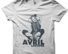 Avril Lavigne Pose