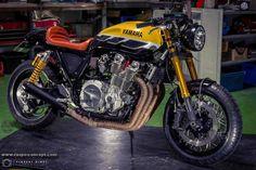 XJR 1300 Raspo Concept - RocketGarage - Cafe Racer Magazine