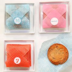 Here's one food packaging idea that's truly a clever Good Thing. It's sure to impress all of your guests at your next party or celebration.