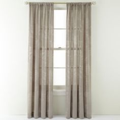 Matching Curtains To Match Our Comforter Simply Vera Wang
