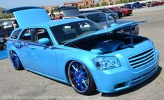 The Top Ten Dodge Magnum Show Cars from LX Spring Festival ...